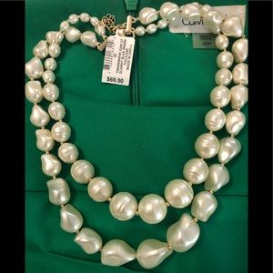 Charter Club Double Strand Case Pearls